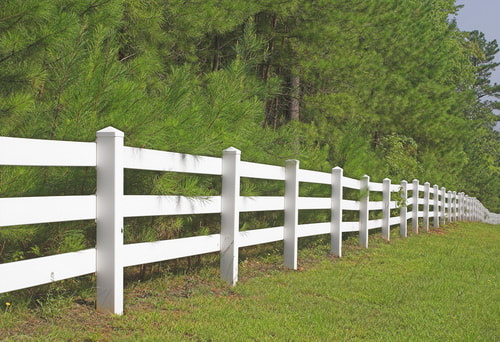 Picture residential Fence Installation Company Contractor Sherrills Ford NC Lake Norman